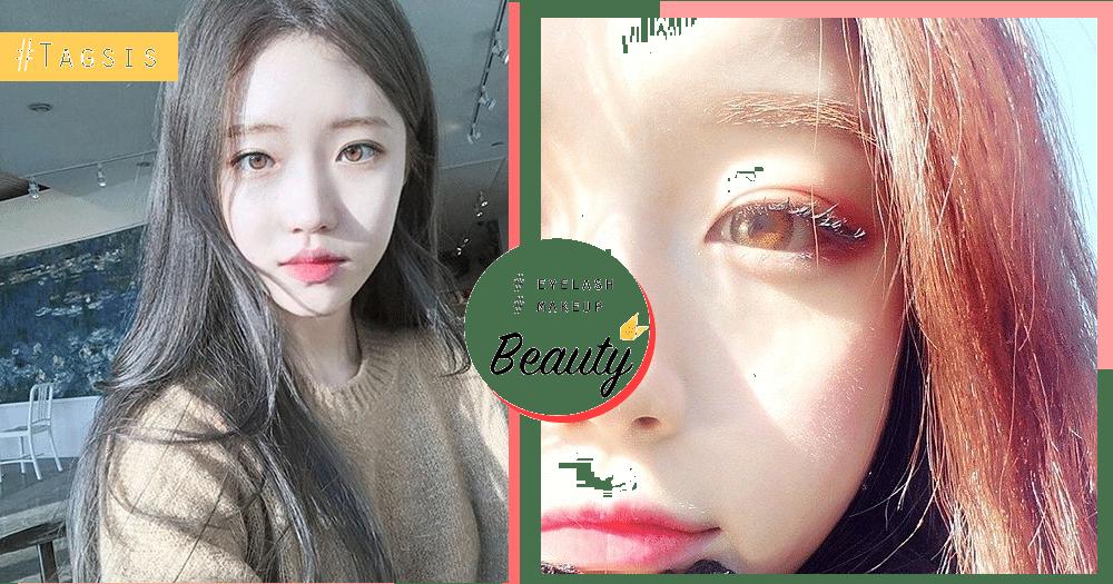 韓星擁有清純眼睛的秘密!原來是用了它~媽,我也可以化出清純妝容啦~