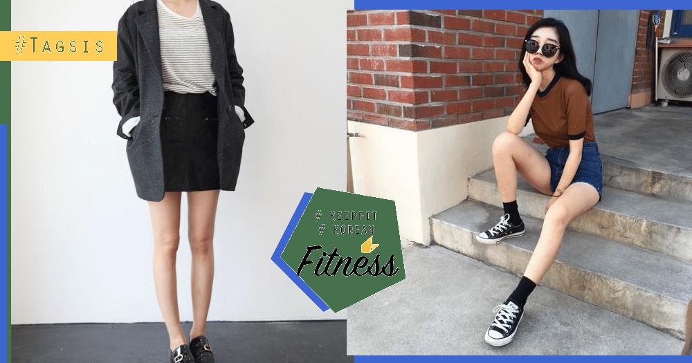跟著韓國瘦身女王學減重,3個動作把大腿縫找會來!別著急,從最簡單的動作開始吧!