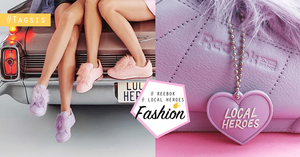 又要燒到我了!這唯美的粉嫩色系球鞋加上夢幻的毛茸茸的鞋面,夏天就欠這一雙啊!